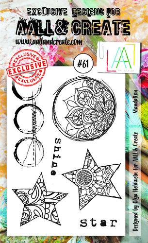 Stamp #61 - AALL & Create