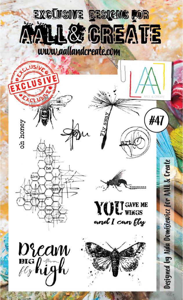 Stamp #47 - AALL & Create