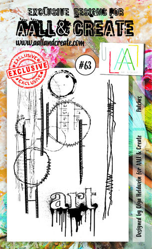 Stamp #63 - AALL & Create