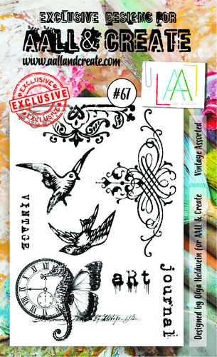 Stamp #67 - AALL & Create
