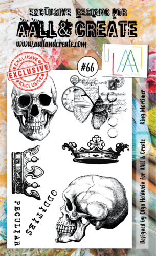 Stamp #66 - AALL & Create