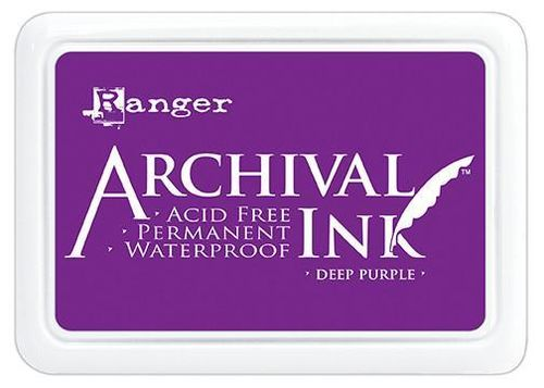 Archival Ink - Deep Purple