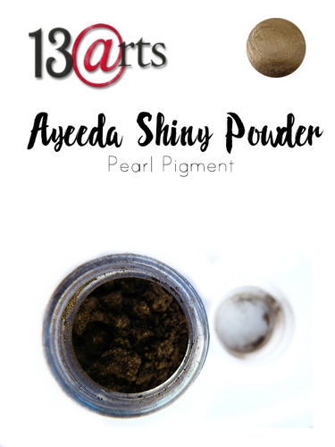 Antique Gold - Ayeeda Shiny Powder 13 Arts