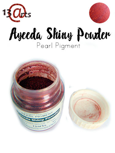 Shimmer Mauve - Ayeeda Shiny Powder 13 Arts
