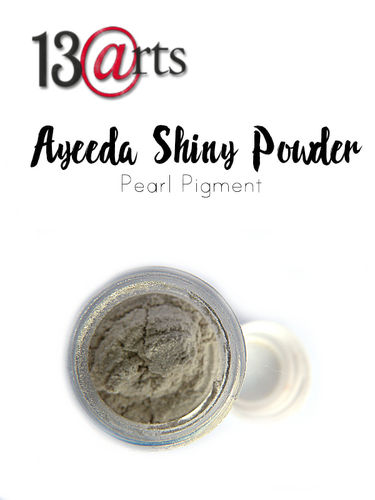 Warm Gold - Ayeeda Shiny Powder 13 Arts