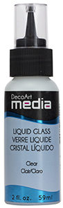 Liquid Glass - Media Decoart