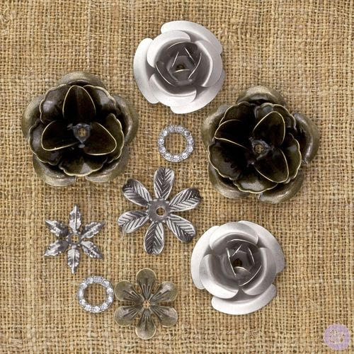 Vintage Mechanicals - Roses - Prima Marketing