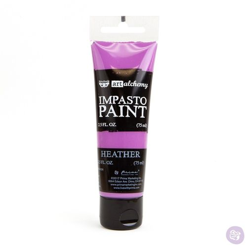Heather - Impasto Paint Prima Marketing