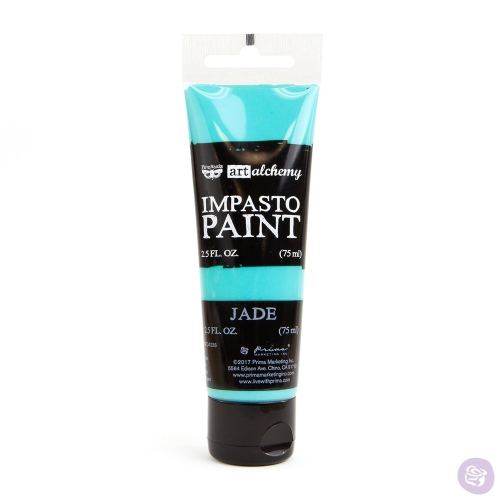 Jade - Impasto Paint Prima Marketing