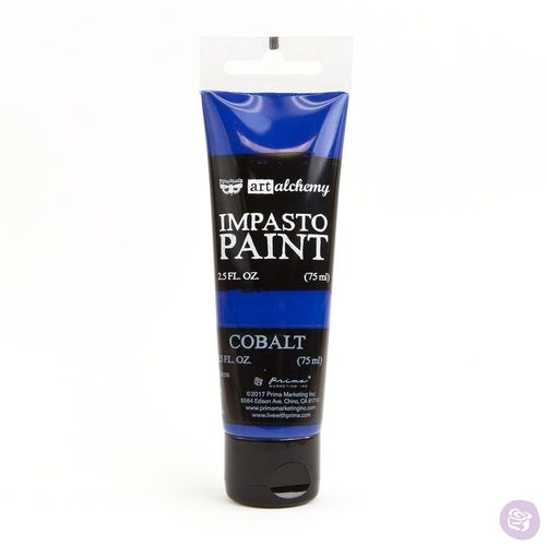 Cobalt - Impasto Paint Prima Marketing