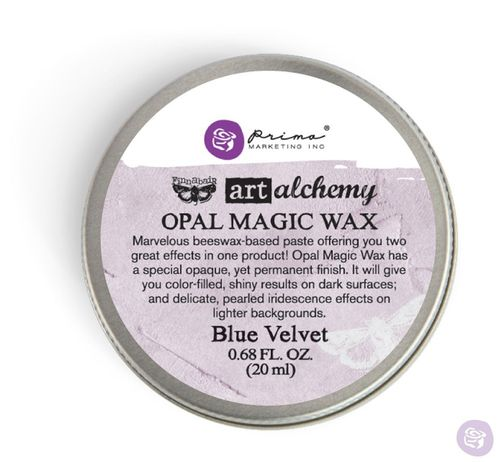 Blue Velvet - Opal Magic Wax Prima Marketing