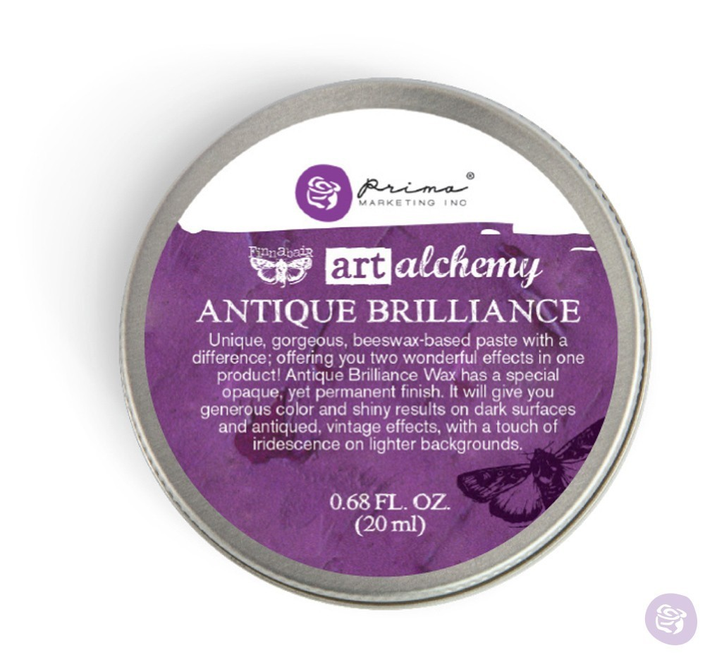 Amethyst Magic - Antique Brilliance Prima Marketing