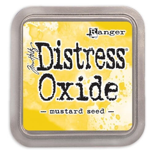 Tampone Distress Oxide - Mustard Seed