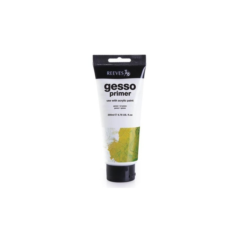 Gesso primer - Reeves - 200 ml