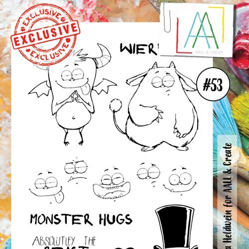 Stamp #53 - AALL & Create