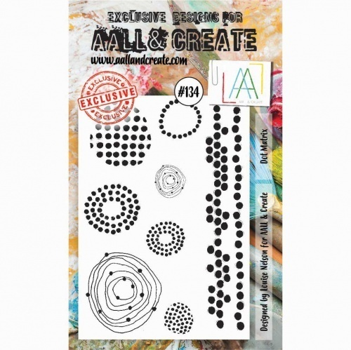 Stamp #134 - AALL & Create