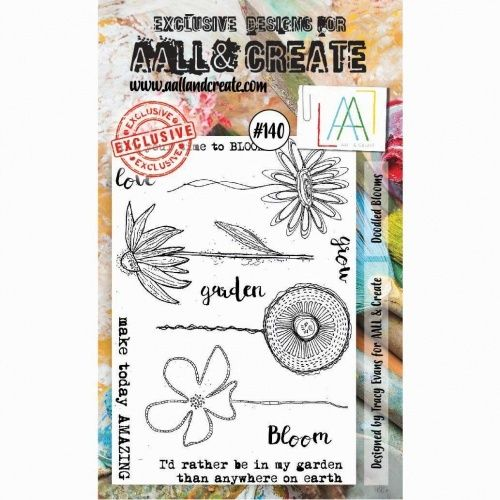 Stamp #140 - AALL & Create