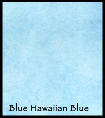Blue Hawaiian Blue - Lindy's Magical Powder