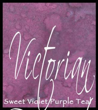 Sweet Violet Purple Teal - Lindy's Magical Powder