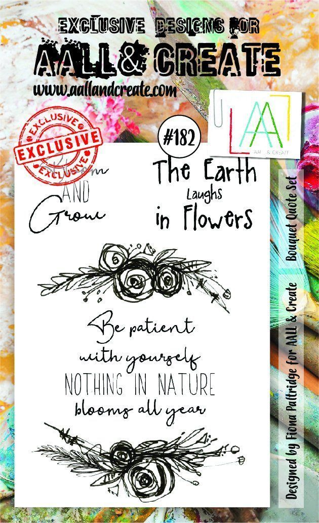 Stamp #182 - AALL & Create