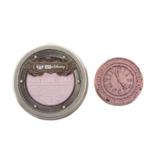 Sweet Rose - Metallic Wax Prima Marketing