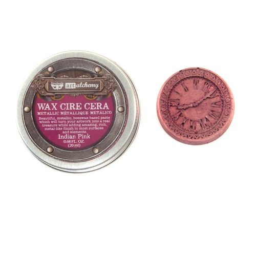 Indian Pink - Metallic Wax Prima Marketing