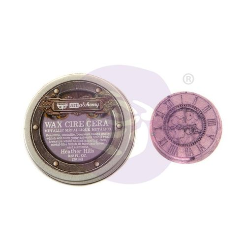 Heather Hills - Metallic Wax Prima Marketing