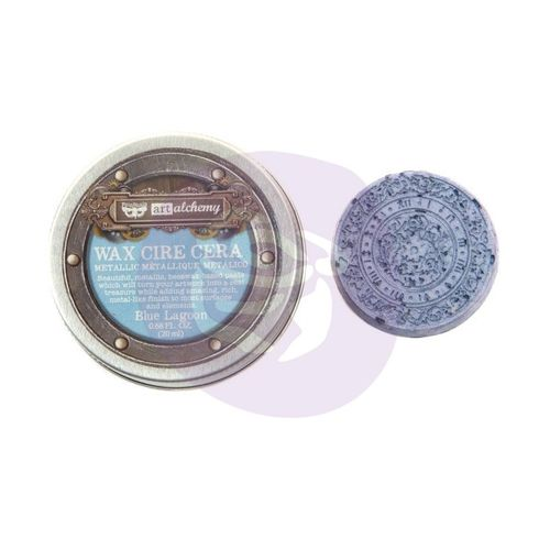 Blue Lagoon - Metallic Wax Prima Marketing