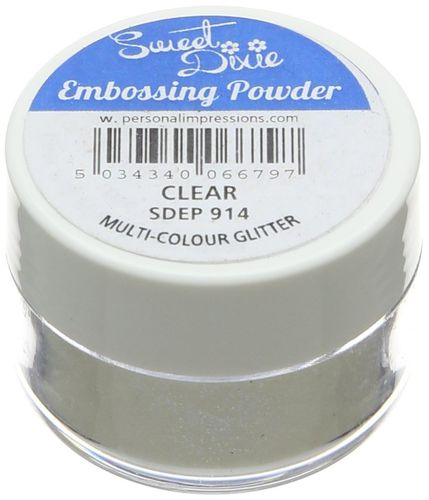 Clear Glitter - Sweet Dixie Embossing Powder