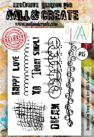 Stamp #15 - AALL & Create