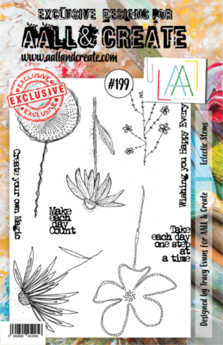 Stamp #199 - AALL & Create
