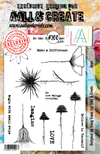 Stamp #200 - AALL & Create