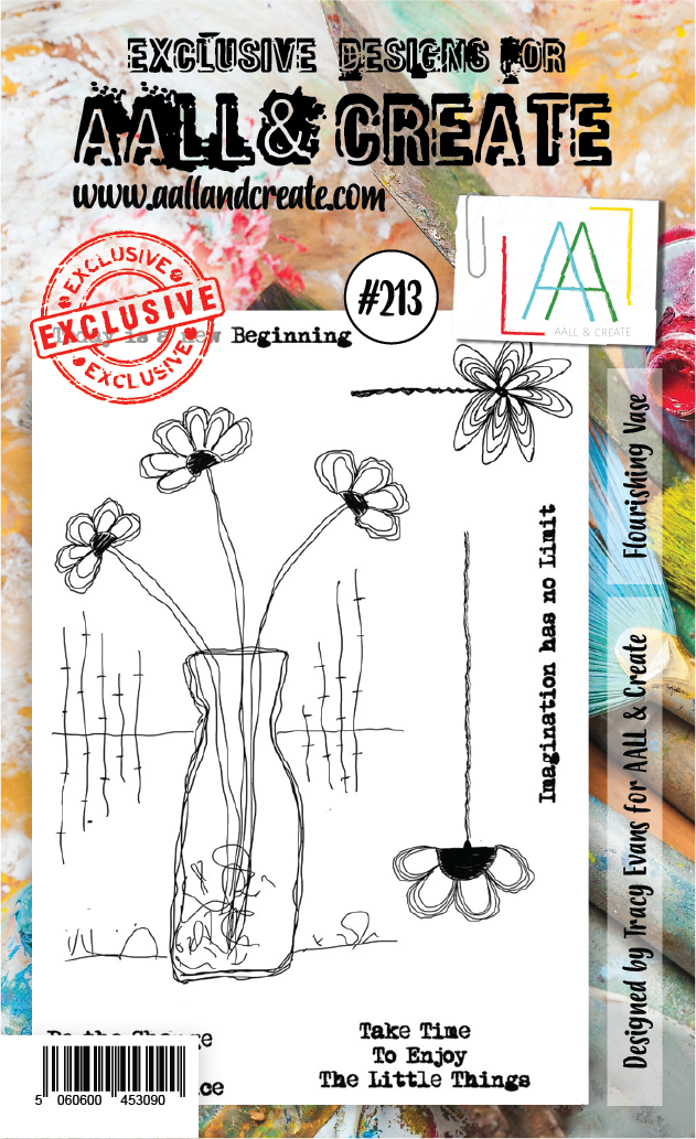 Stamp #213 - AALL & Create