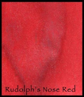 Rudolph Nose Red - Lindy's Magical Powder