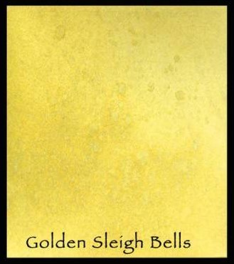 Golden Sleigh Bells- Lindy's Magical Powder