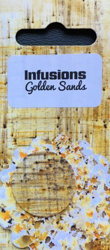 Golden Sands - Infusions Dye PaperArtsy