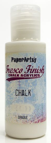 Chalk - Fresco Finish PaperArtsy