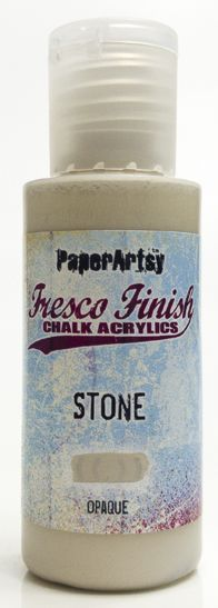 Stone - Fresco Finish PaperArtsy
