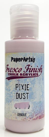 Pixie Dust - Fresco Finish PaperArtsy