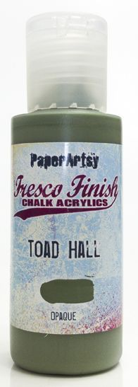 Toad Hall - Fresco Finish PaperArtsy