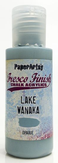 Lake Wanaka - Fresco Finish PaperArtsy