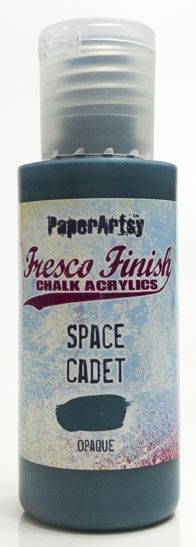 Space Cadet - Fresco Finish PaperArtsy