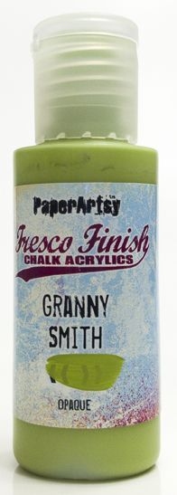 Granny Smith - Fresco Finish PaperArtsy