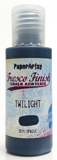 Twilight - Fresco Finish PaperArtsy