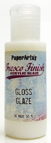 Gloss Glaze - Fresco Finish PaperArtsy