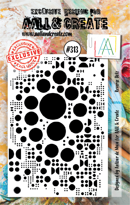 Stamp #313 - AALL & Create