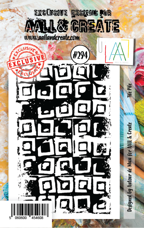 Stamp #294 - AALL & Create