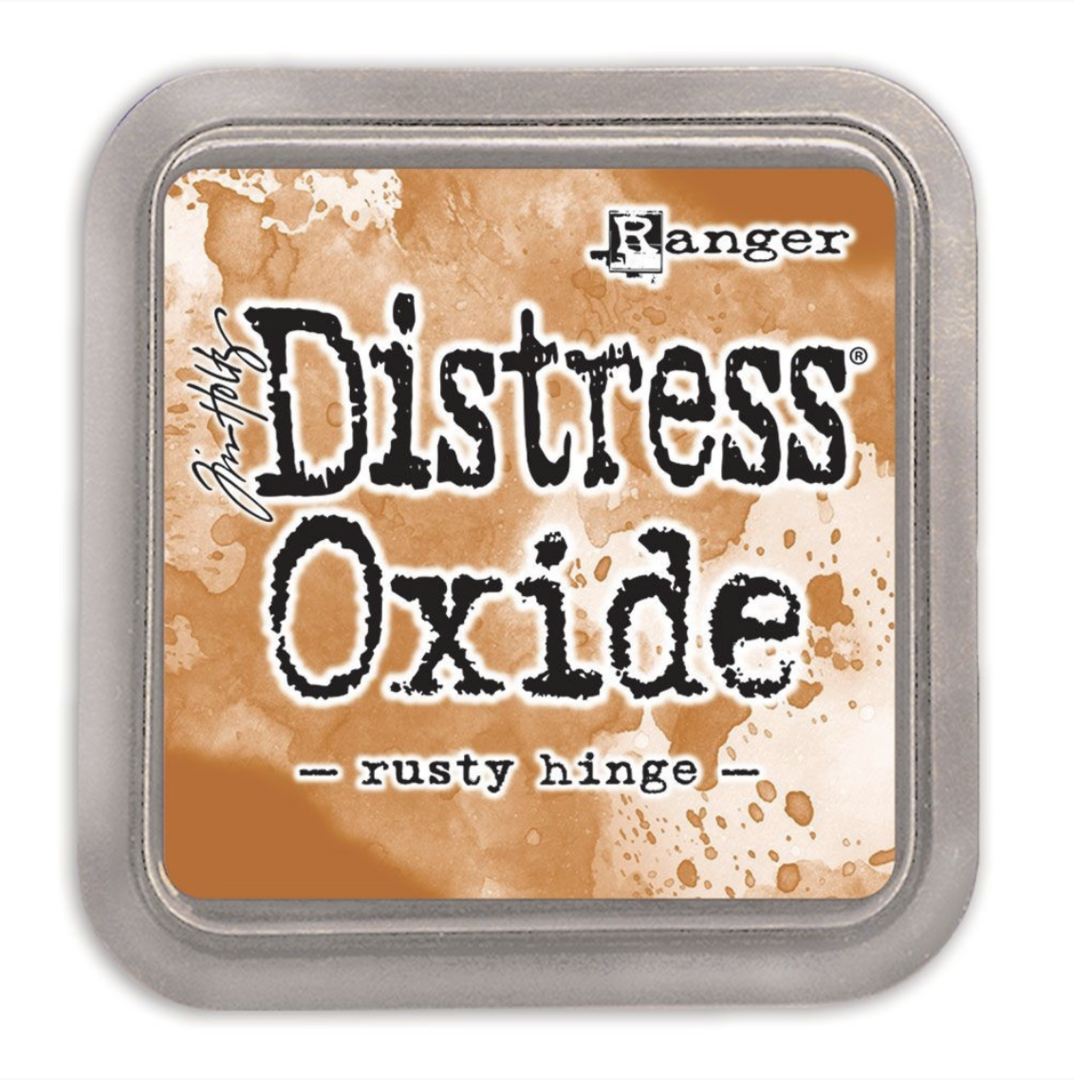 Tampone Distress Oxide - Rusty Hinge