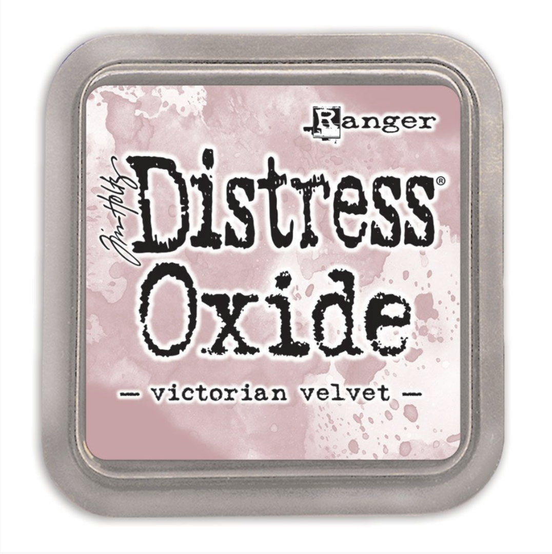 Tampone Distress Oxide - Victorian Velvet