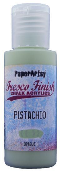 Pistachio - Fresco Finish PaperArtsy